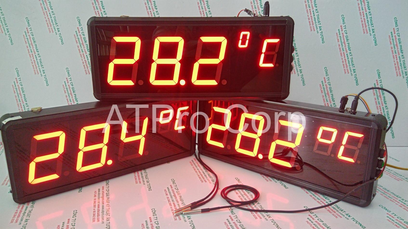 máy đo nhiệt độ xưởng mã AT-TMT-L