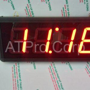 ĐỒNG HỒ LED TREO TƯỜNG (MÃ: ATC-HHMM-L)
