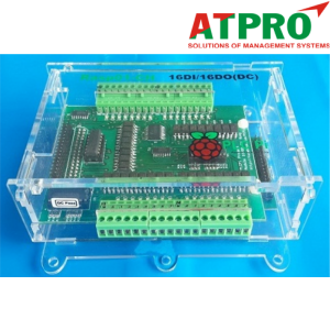 16DI/16DO (DC) Module (MÃ: 16DI6DO)