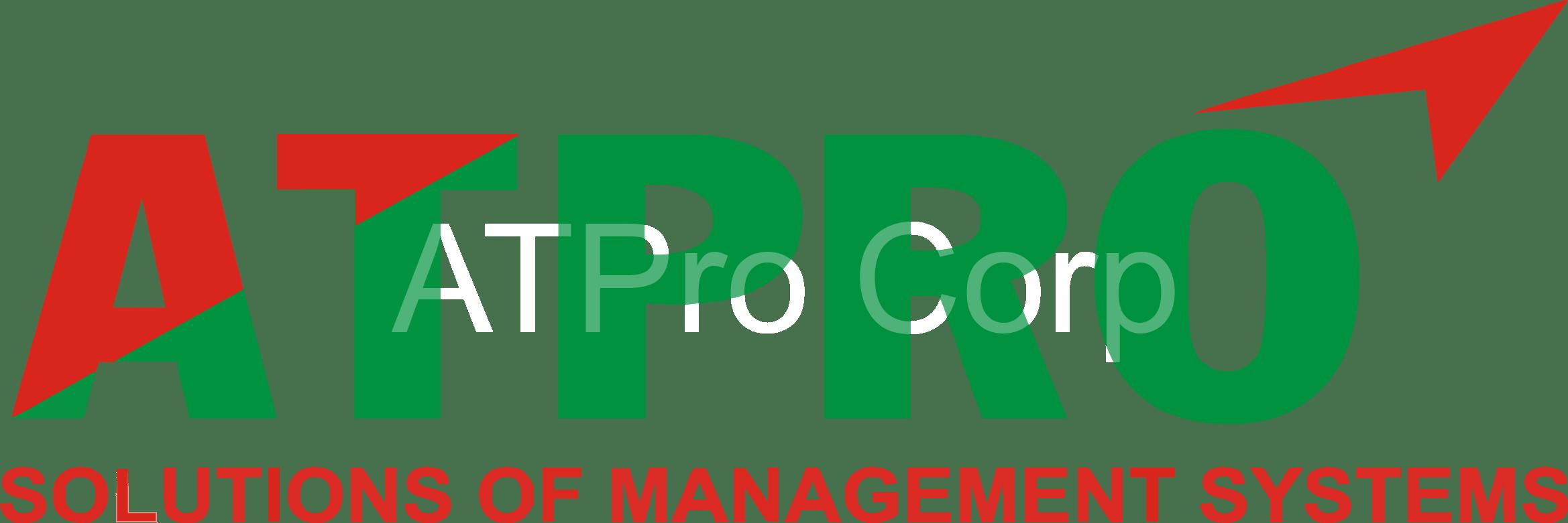 ATPro Corp – Nhà sản xuất phần mềm, thiết bị công nghiệp hàng đầu Việt Nam