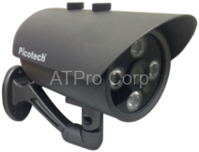 CAMERA AHD 1.0 Megapixel IP66 PICOTECH (PC-601AHD)