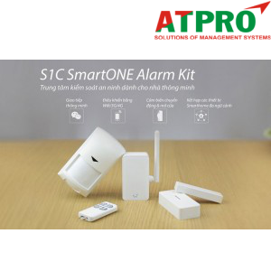 Trung tâm kiểm soát an ninh SMARTONE S1C KIT