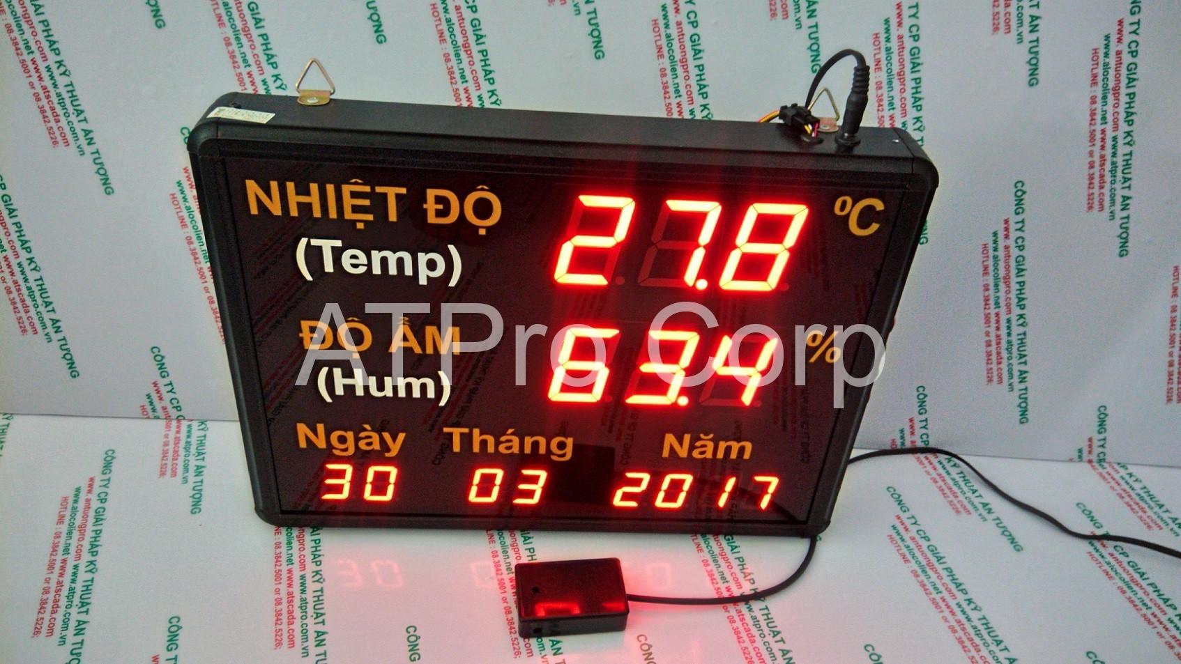 thiết bị đo nhiệt ẩm