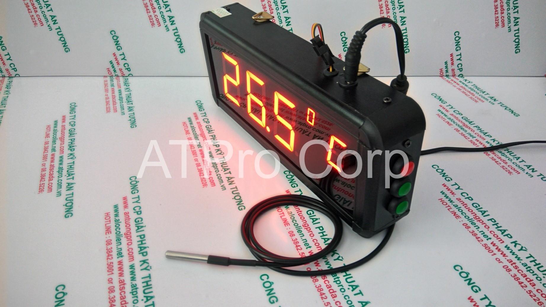 Đồng hồ đo nhiệt độ AT-TMT-S