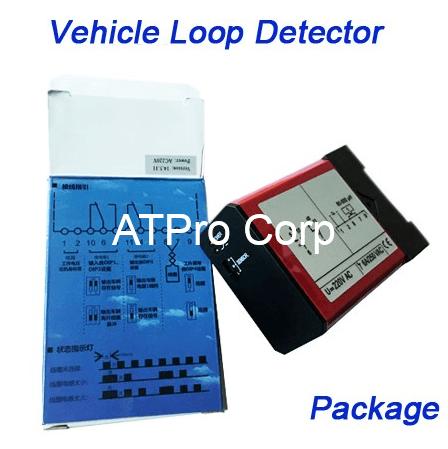 cảm biến vòng từ 1 kênh loop detector