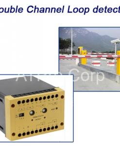 cảm biến vòng từ loop detector 2 kênh
