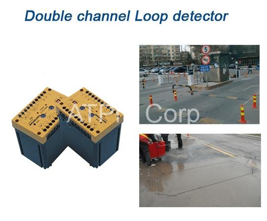 ứng dụng cảm biến dò vòng từ trong bãi đỗ xe