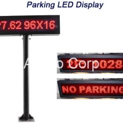 bảng led hiển thị chỗ trống bãi đỗ xe