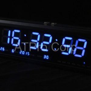 ĐỒNG HỒ ĐIỆN TỬ LED TREO TƯỜNG (MÃ: ATC-HomeClock)