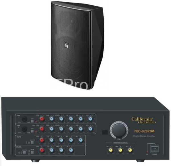 hệ thống âm thanh trong hệ thống xếp hàng tự động