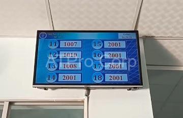 Phần mềm gọi số thứ tự - Giao diện màn hình LCD