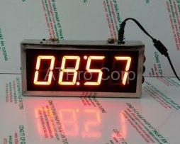 ĐỒNG HỒ ĐIỆN TỬ TREO TƯỜNG - ĐỒNG HỒ LED TREO TƯỜNG - ATC-HHMM-S-I