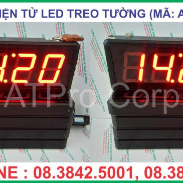 ĐỒNG HỒ LED TREO TƯỜNG (CTY VIETNAM AIRLINES)