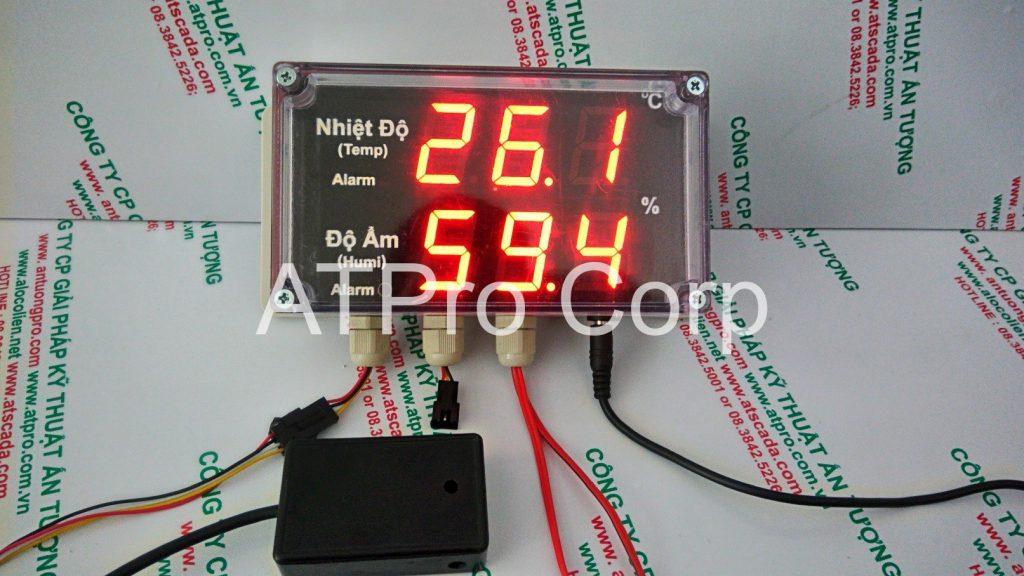 máy đo nhiệt ẩm mã AT-THMS3.1