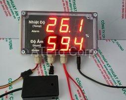 thiết bị do nhiệt độ độ ẩm