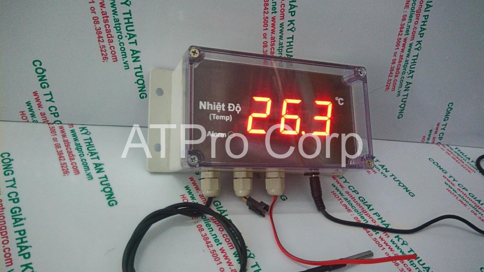 Máy đo nhiệt độ AT-TMS3.1