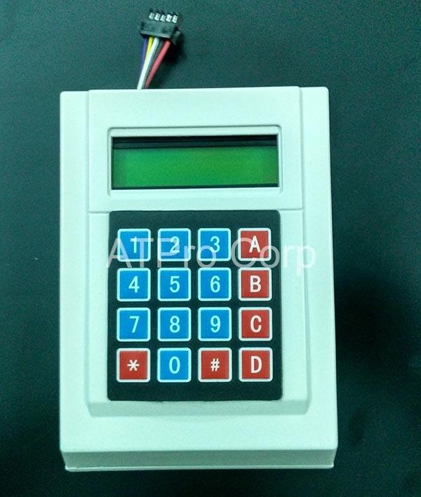 bàn phím gọi số thứ tự