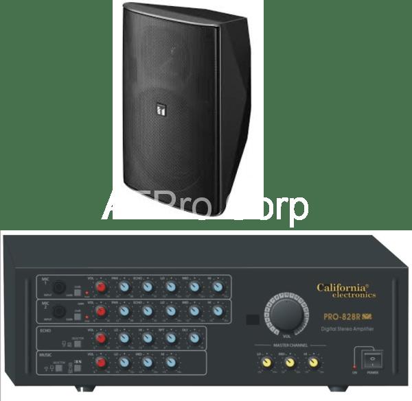 hệ thống gọi số thứ tự trang bị âm loa âm thanh