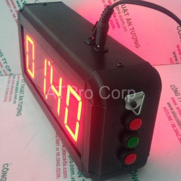 ĐỒNG HỒ LED ĐẾM NGƯỢC (CTY DUY ĐỨC) – ĐỒNG HỒ LED TREO TƯỜNG