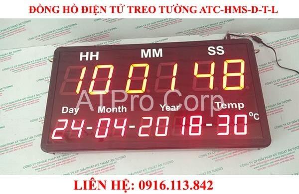 đồng hồ điện tử 16 số