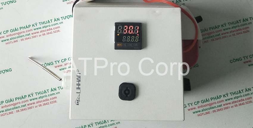 bộ đo nhiệt độ âm