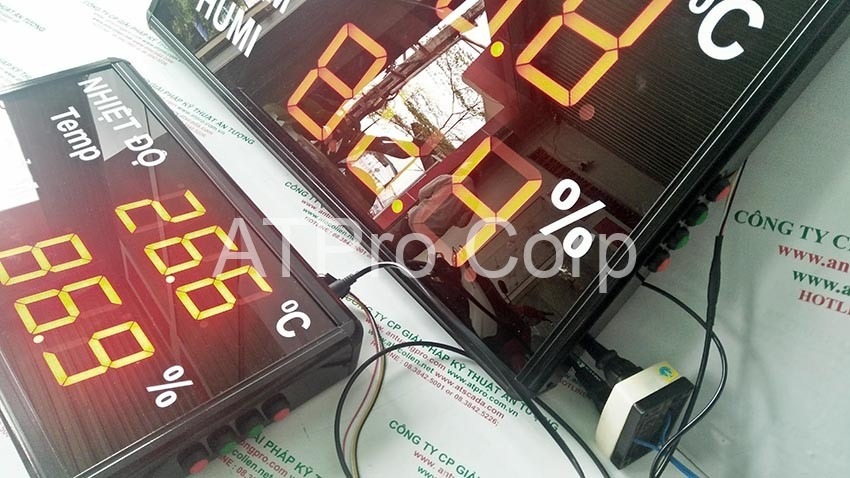 đồng hồ đo độ ẩm nhiệt độ cty bình thịnh