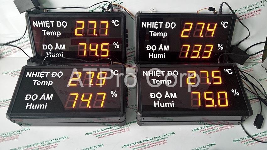 thiết bị đo nhiệt độ độ ẩm