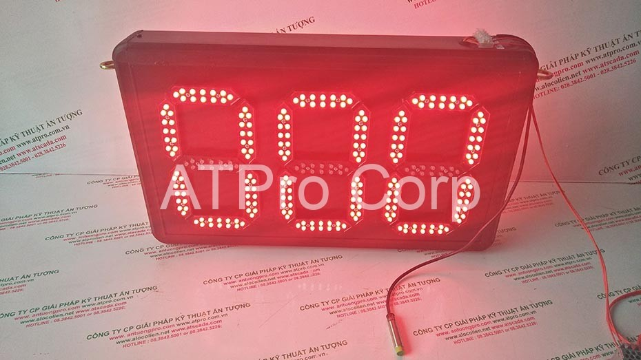 bảng điện tử led hiển thị