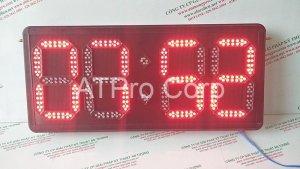 đồng hồ điện tử led đúc