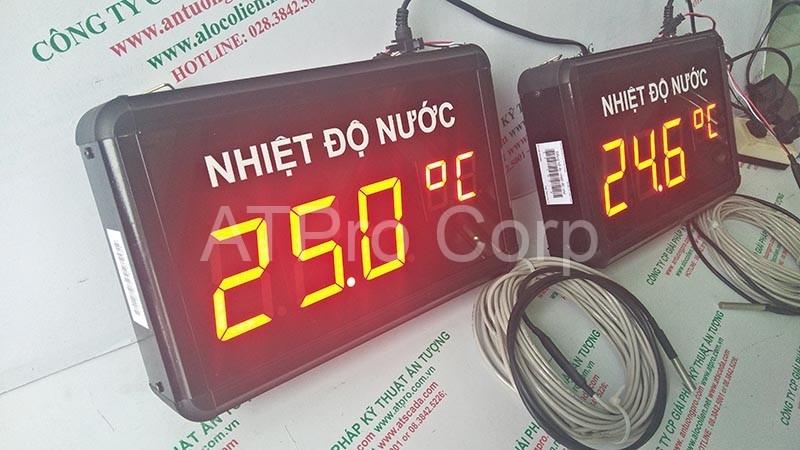 máy đo nhiệt độ nước
