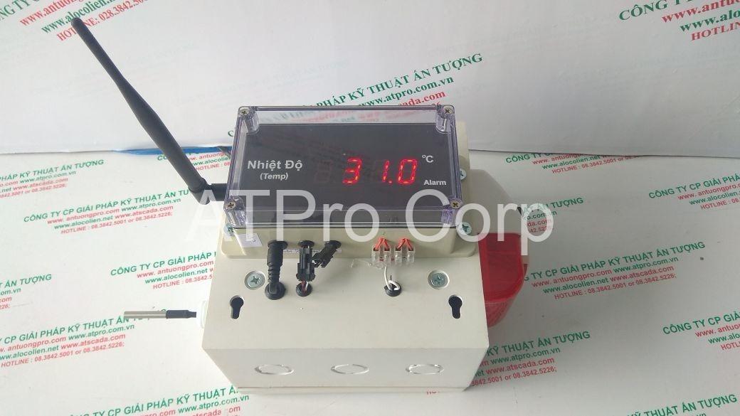 thiết bị giám sát nhiệt độ