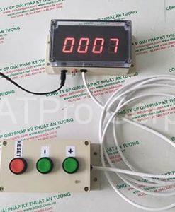 bộ đếm sản phẩm cơ hiển thị số led