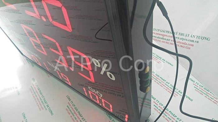 thiết bị nhiệt độ độ ẩm công ty Lixil