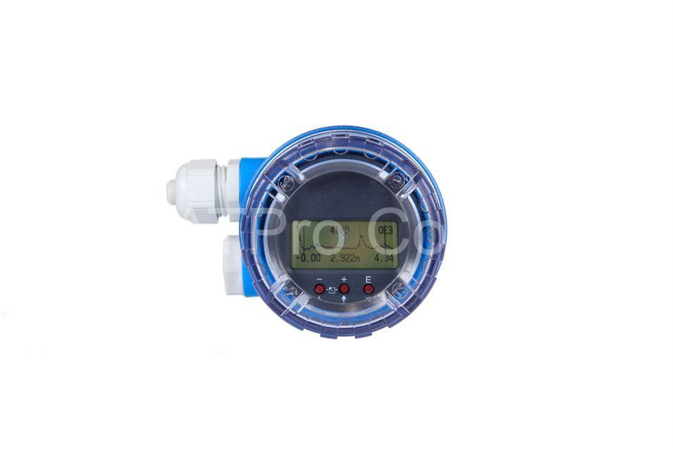 mặt hiển thị cảm biến đo mức bằng sóng Prosonic FMU30