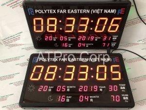 Đồng hồ đồng bộ thời gian thực