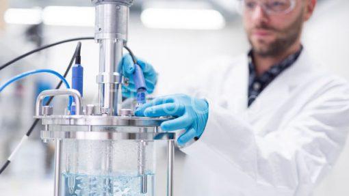 Ứng dụng cảm biến oxy kỹ thuật số trong phòng thí nghiệm