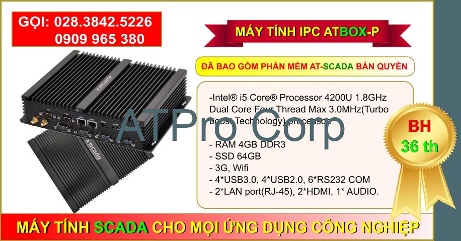 Máy tính công nghiệp ATBOX-P