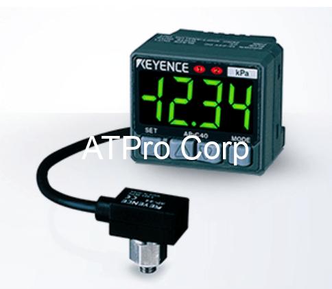 Bộ cảm biến đo áp suất có màn hình hiển thị