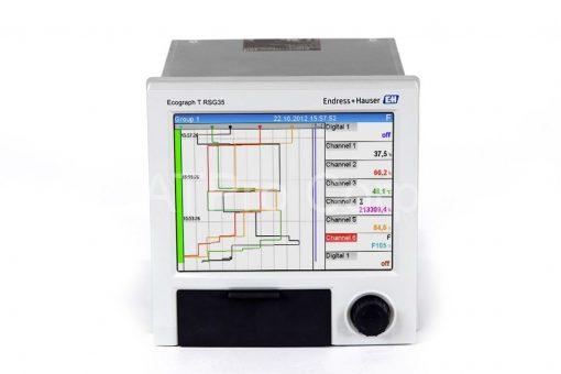 thiết bị ghi nhận dữ liệu đồ họa Ecograph T RSG35