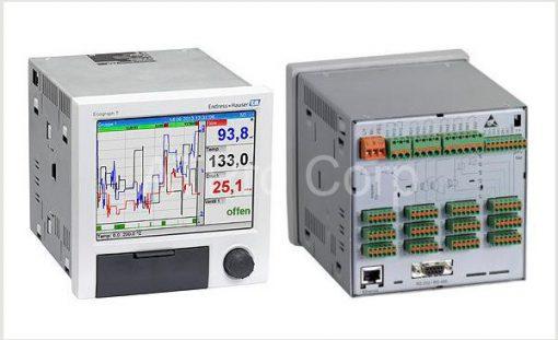 thiết bị lưu trữ dữ liệu đồ họa Ecograph T RSG35