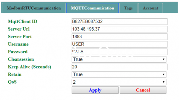 giao-dien-mqtt-communication