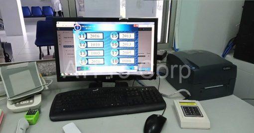 Phần mềm gọi số thứ tự - Giao diện PC