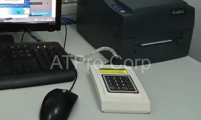 hệ thống gọi số - máy bấm số thứ tự