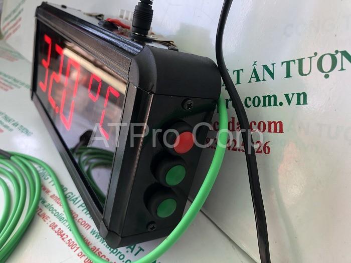 máy đo nhiệt độ nhà xưởng
