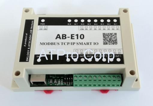 Module IO hỗ trợ ethernet