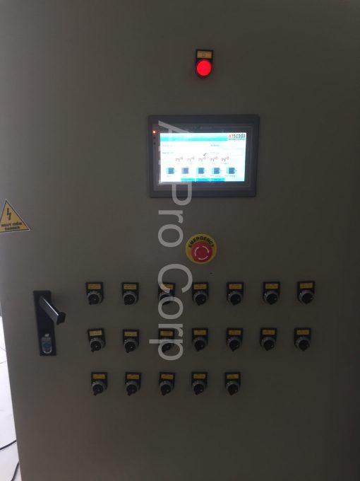 tủ điện giám sát nhà nuôi yến