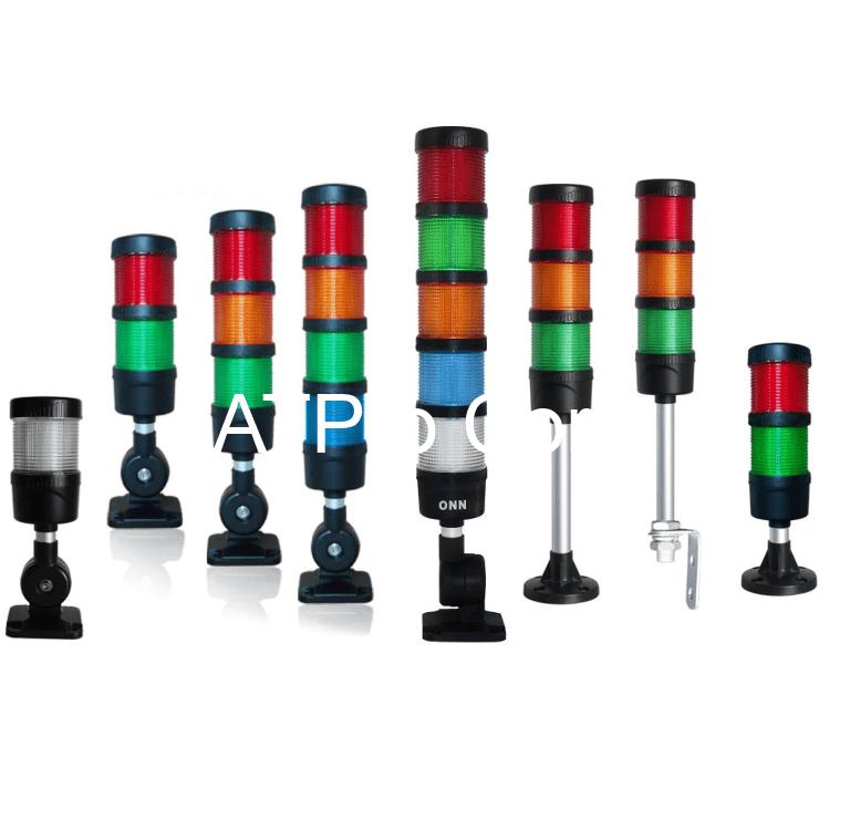 Đèn ANDON dạng tháp