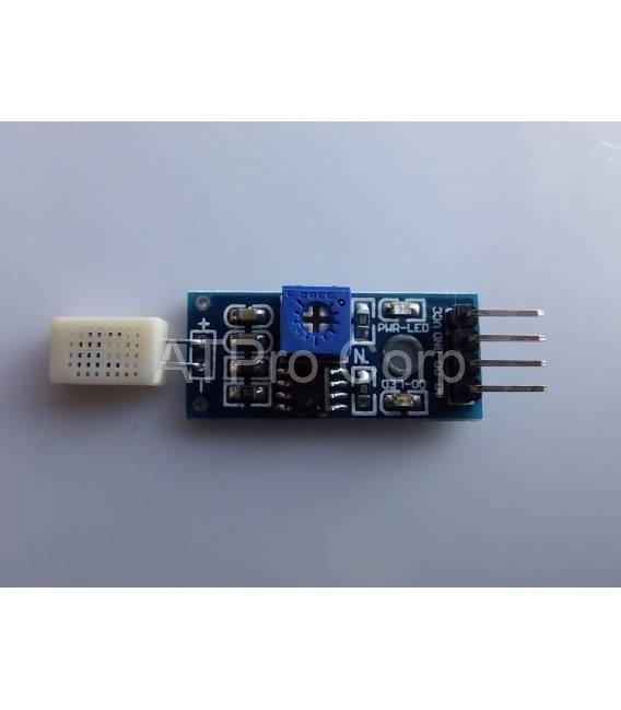 Cảm biến đo độ ẩm không khí sử dụng Module HR202