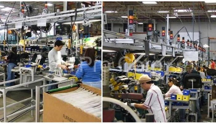 Hệ thống giám sát sản xuất andon