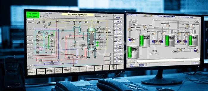 Phần mềm Scada miễn phí giúp kiểm soát quy trình sản xuất từ xa hoặc tại chỗ